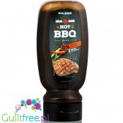 Body Attack Hot BBQ zero calorie sauce