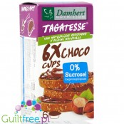 Damhert chocolate spread with tagatose, 6-pack
