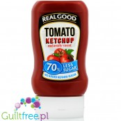 Real Good Tomato Ketchup with stevia and xylitol