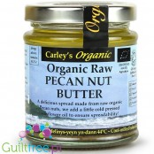 Carleys raw pecan butter 170g