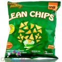 Protein Snax	Lean Chips 23g Sour Cream Onion
