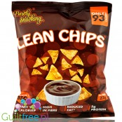 Protein Snax	Lean Chips 23g BBQ