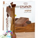 Power Crunch Original Mocha Crème Protein Bar, box of 12 bars