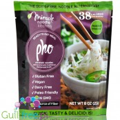 Miracle Noodle Kitchen, Pho glass noodles, 38kcal dish
