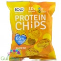 Novo Foods Protein Chips Cheese