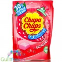 Chupa Chups Chewy candies 30% less sugar, Strawberry