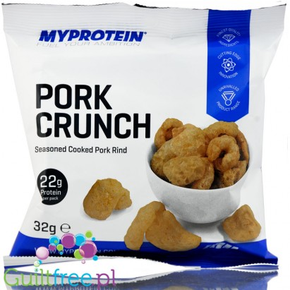 MyProtein Pork Crunch