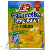 Celiko Natura sugar free lemon jelly