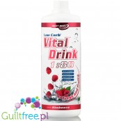 Vital Drink Raspberry sugar free concetrate with L-carnitine