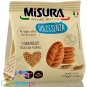 Misura no sugar added milti-grain biscuits