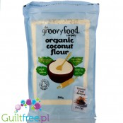 Groovy Food Company Organic defatted coconut flour