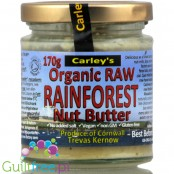Carleys Raw Rainforest Nut Butter: Cashew, Macadamia & Brazil nuts