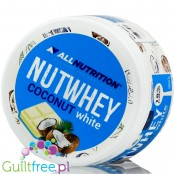 AllNutrition Nutwhey Coconut & White Chocolate just 1g sugar