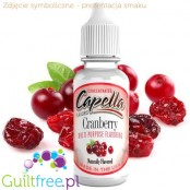 Capella Cranberry concentrated flavor