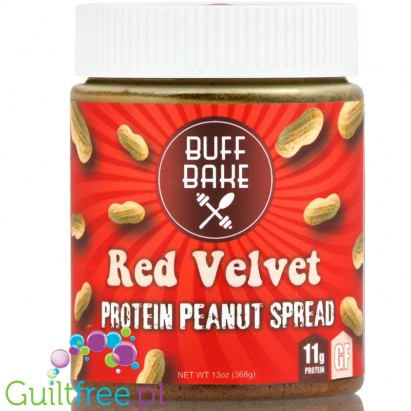 Buff Bake Red Velvet