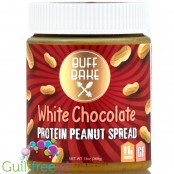Buff Bake White Chocolate Protein Peanut Butter