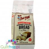 Gluten Free Homemade Wonderful Bread Mix