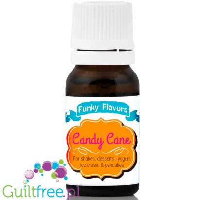 Funky Flavors White Chocolate Food Flavoring - Fat free, sugar free