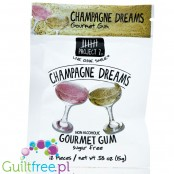 Project 7 Champagne Dreams Gum 0.53oz, Pack of 12 gums