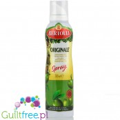 Bertolli 100% extra virgin olive oil, no propellants