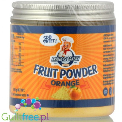 Franky's Bakery Fruit Powder Orange