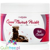 GymQueen Flavor Powder, Milk Chocolate