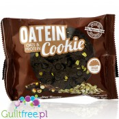 Oatein Super Cookie, Chocolate & Hazelnut, High Protein Cookie