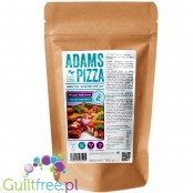 Adam's pizza low carb, high protein pizza mix, gluten free