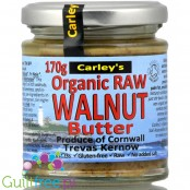Carleys raw walnut butter 170g