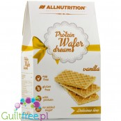 AllNutrition Protein Wafer Dream wafelki proteinowe 15g białka