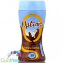 Options Honeycomb 39kcal limited edition Belgian hot chocolate