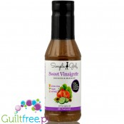Simple Girl Sweet Vinaigrette dressing zero kcal z organiczną stewią