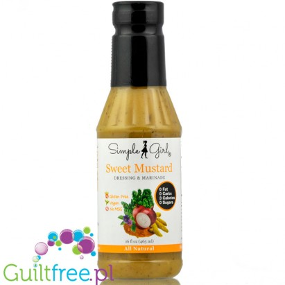 Simple Girl Sweet Mustard dressing & marinade