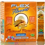 Flax Flavors Coconut Biscotii zero calorie flavoring system