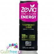 Zevia Energy Raspberry & Lime