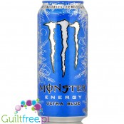 Monster Energy Ultra Blue sugar free energy drink