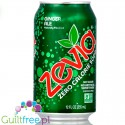 Zevia Ginger Ale natural zero calorie drink with stevia