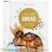 Body Attack low carb protein bread