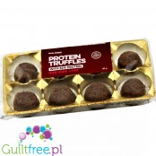 Body Attack Protein Truffles with 33% Protein, Cherry, Yoghurt &Dark Chocolate