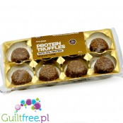 Body Attack Protein Truffles with 33% Protein, Cappuccino