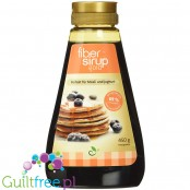 Sukrin FiberSirup Gold - sweet IMO syrup with stevia, low carb maple syrup alternative (Isomaltooligosaccharides))