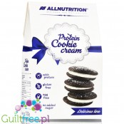 AllNutrition Protein Cookie cream like Oreo 19g protein