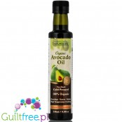 Natures Aid organic unrefined cold pressed avocado oil