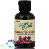 Better Stevia Pomegranat & Blueberry liquid sweetener  with stevia