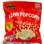 Lean Popcorn BBQ with whey protein concenrate