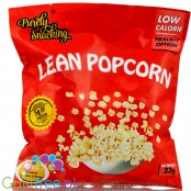 Lean Popcorn Nacho Cheese with whey protein concenrate