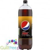 Pepsi Max Ginger Cola 500ml