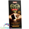 Torras Zero sugar free dark chocolate with coffee nibs