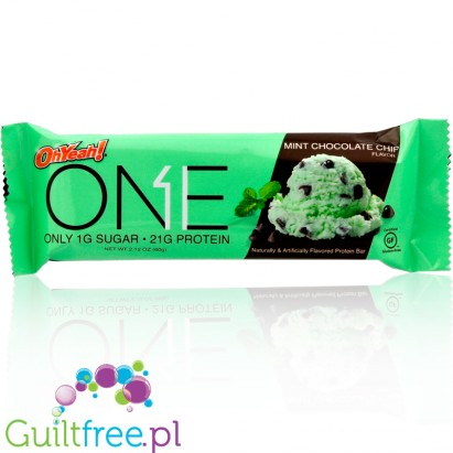 OhYeah One Mint Chocolate Chip