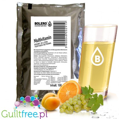 Bolero Drink Multivitamin 100g